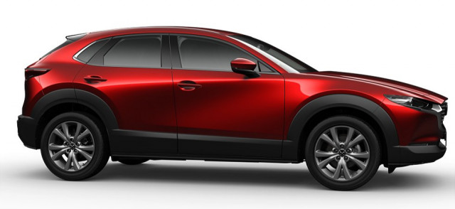 2020 Mazda CX-30 DM Series G25 Touring Wagon Mobile Image 9