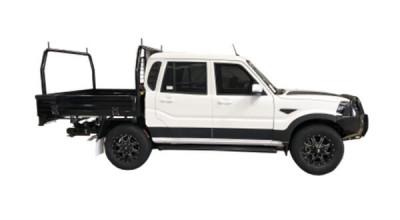 New Mahindra Pik-Up S10+ Black Edition mHAWK