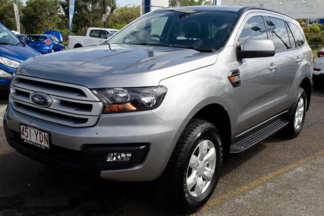 2017 Ford Everest UA Ambiente RWD Suv