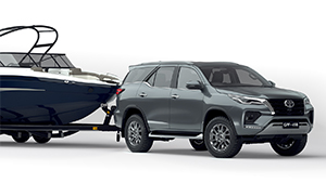 Fortuner Power Up