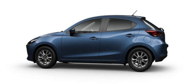 2021 MY20 Mazda 2 DJ Series G15 Pure Hatchback Mobile Image 20