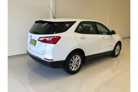2018 Holden Equinox EQ Turbo LS+ Suv Image 4