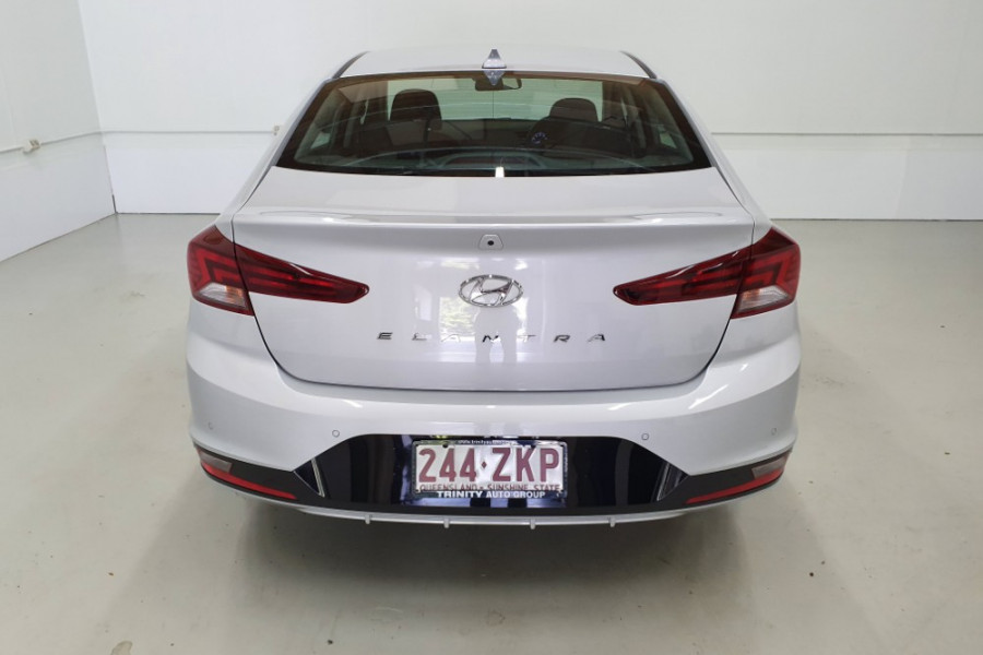 2018 MY19 Hyundai Elantra AD.2 Active Sedan Image 7