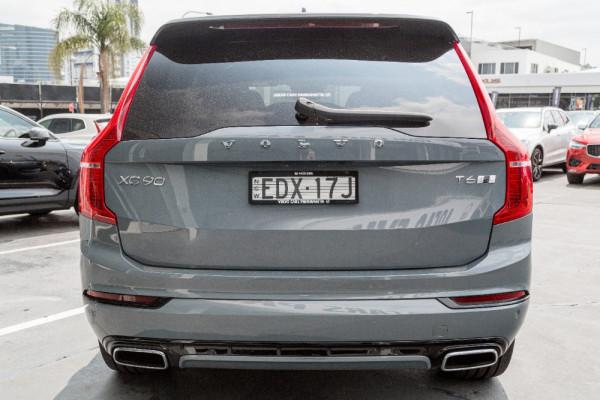 2019 MY20 Volvo XC90 L Series T6 R-Design Suv Image 4