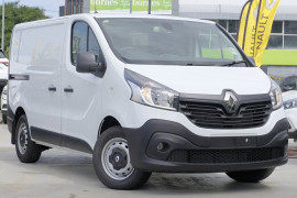 Renault Trafic Short Wheelbase Single Turbo L1H1