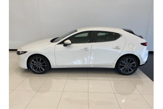2020 MY19 Mazda 3 BP G25 Evolve Hatch Hatch Image 4