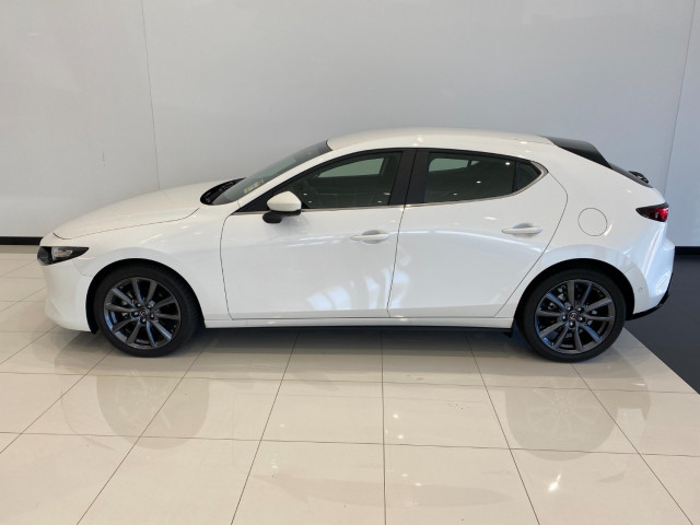 2020 MY19 Mazda 3 BP G25 Evolve Hatch Hatch Mobile Image 4