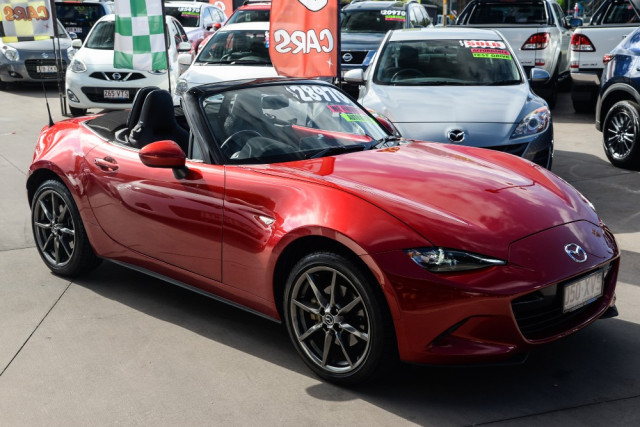 2017 Mazda Mx-5 ND GT Convertible Image 5