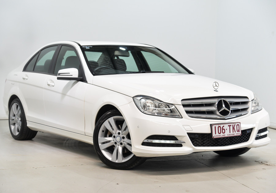2013 Mercedes-Benz C200 Mercedes-Benz C200 Be Auto Be Sedan