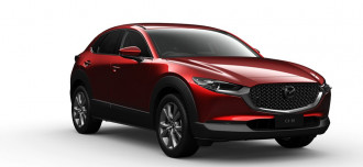 2020 Mazda CX-30 DM Series G25 Touring Wagon image 6