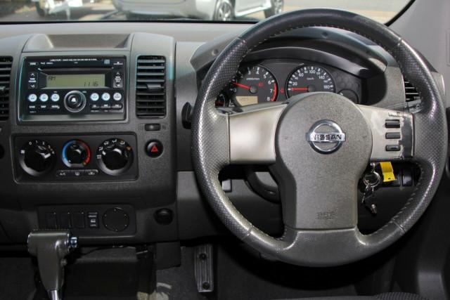 2008 Nissan Navara D40 ST-X Utility