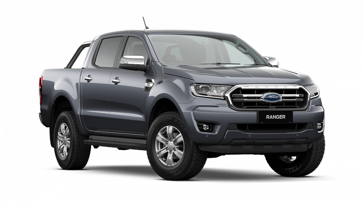 2020 MY20.25 Ford Ranger PX MkIII XLT Double Cab Utility - dual cab image 1