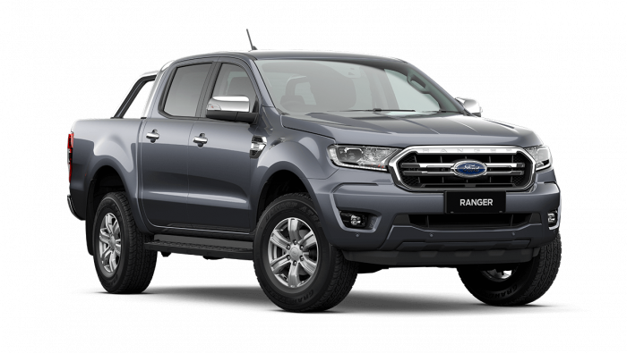 2021 Ford Ranger 4X4 PU XLT DOUBLE 3.2L T Utility Image 1