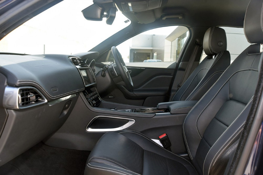 2017 MY18 Jaguar F-pace X761 MY18 20d Suv