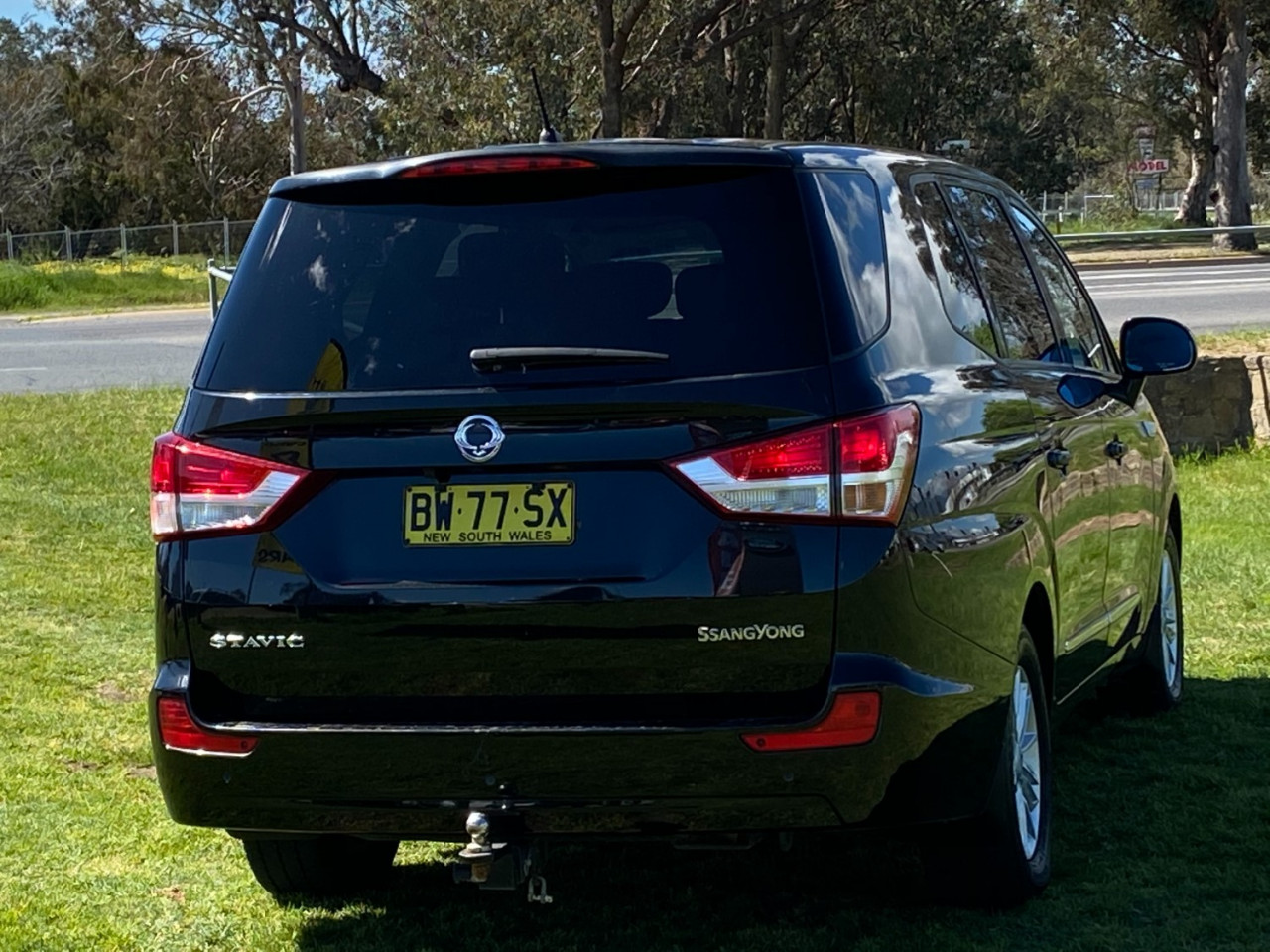 2013 SsangYong Stavic A100 MY13 Wagon Image 25