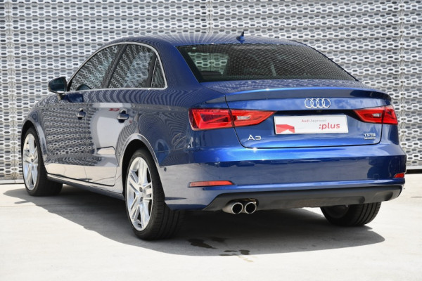 2015 Audi A3 8V MY15 Ambition Sedan Image 3