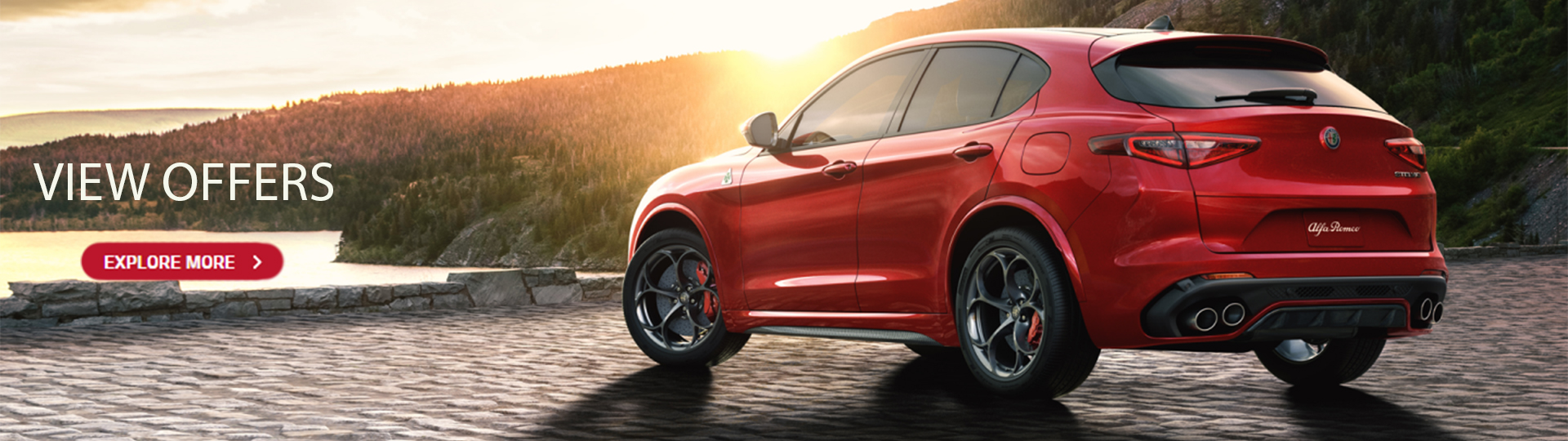 Alfa Romeo April Offers