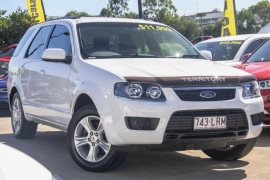 Ford Territory TX (RWD) SY MkII