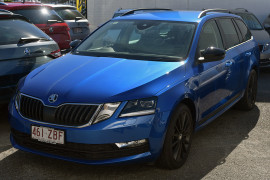 Skoda Octavia Sport Wagon NE