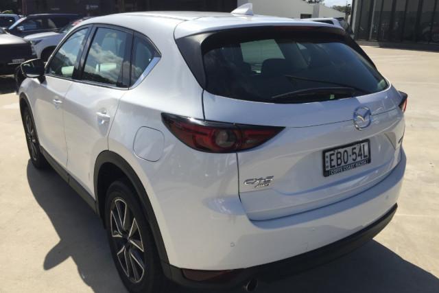 2017 Mazda CX-5 KF Akera Awd wagon Image 4