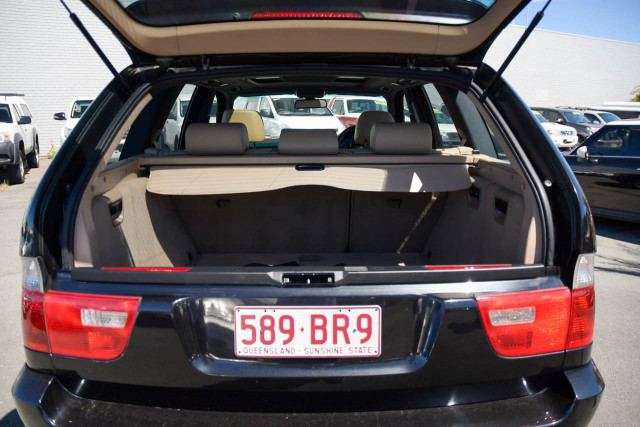 2006 BMW X5 E53 MY05 d Suv Image 8