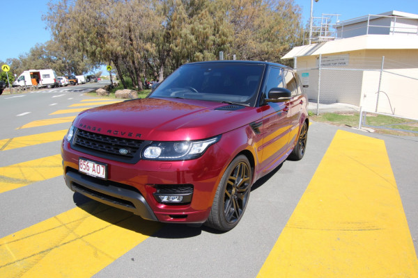 2016 MY16.5 Land Rover Range Rover Sport L494 16.5MY SDV8 Suv Image 2