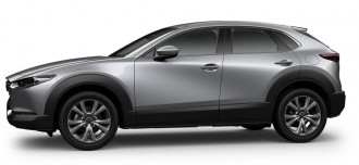 2020 Mazda CX-30 DM Series G25 Touring Wagon image 22