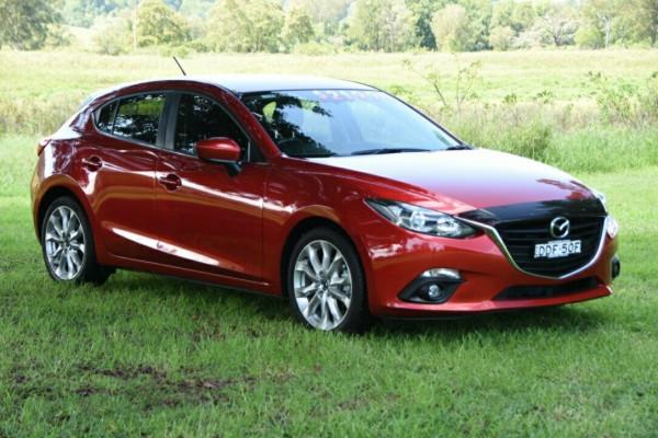 Mazda 3 SP25 BM5438