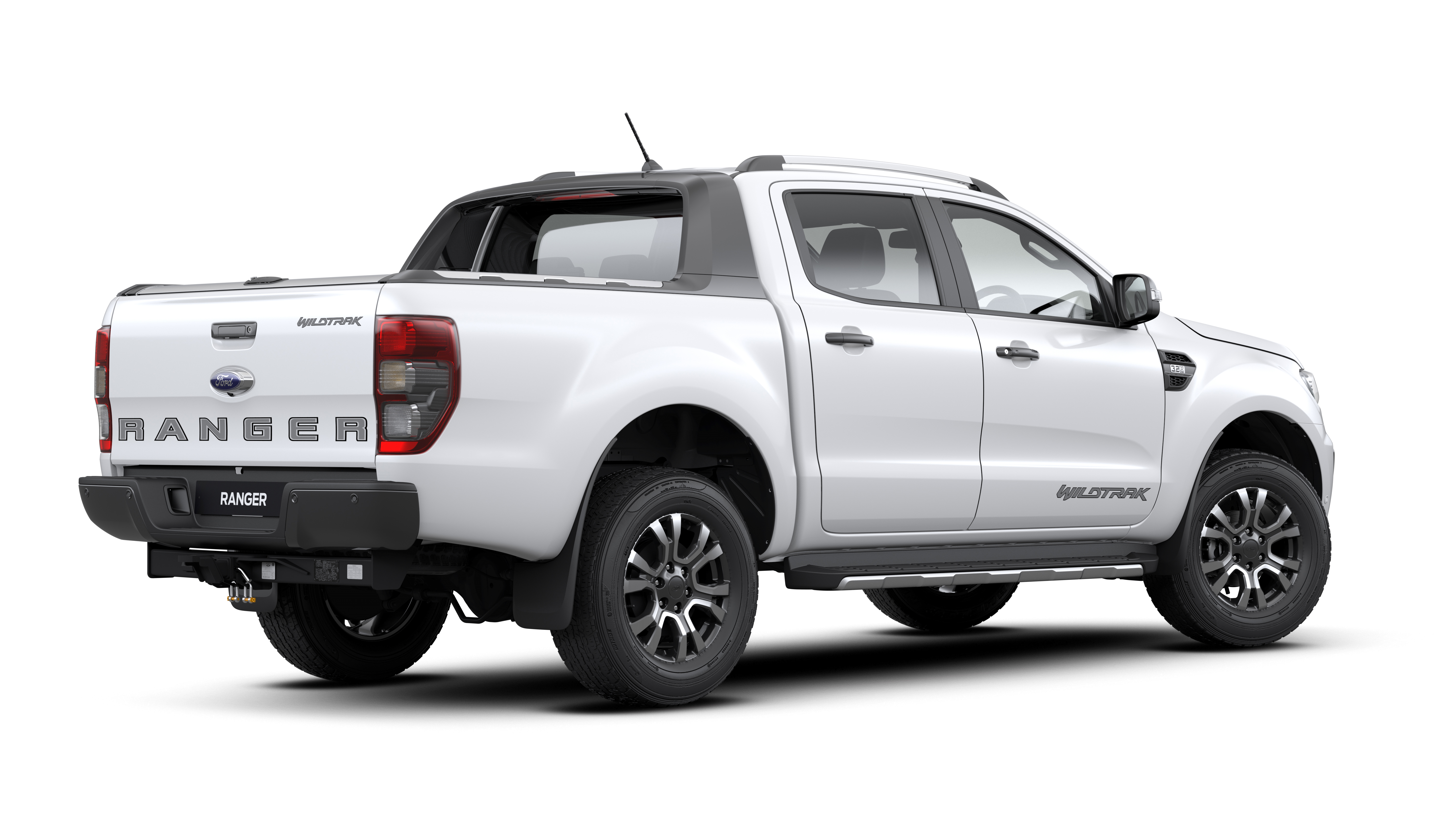 MY2019.75 Ford Ranger Wildtrak 3.2 4x4 Auto Dual cab from only $58990
