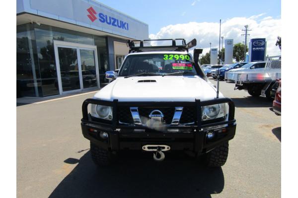 2006 MY05 Nissan Patrol GU IV MY05 ST Suv Image 3