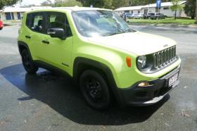 Jeep Renegade Sport BU