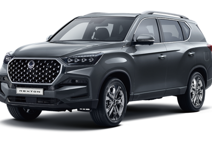 2021 SsangYong Rexton Ultimate Image 1