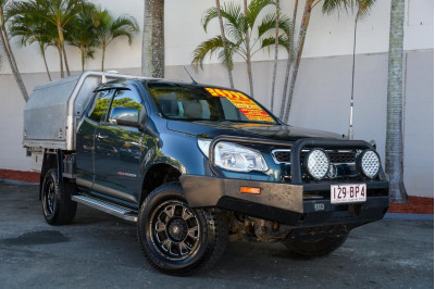 2015 Holden Colorado RG MY16 LS Cab chassis