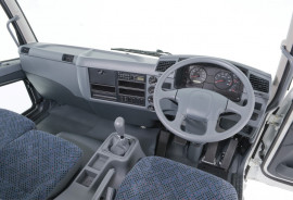 2020 Fuso FK61FL1RFAG Fighter Tautliner Cab chassis