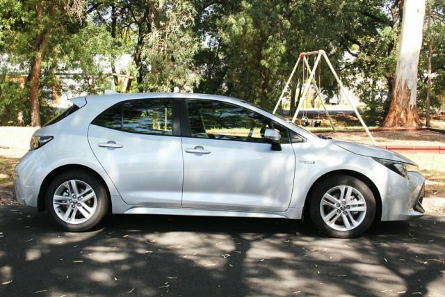 2018 Toyota Corolla Hatch MZE Ascent Sport Hatchback