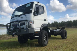 Fuso Canter 4X4 WIDE CAB