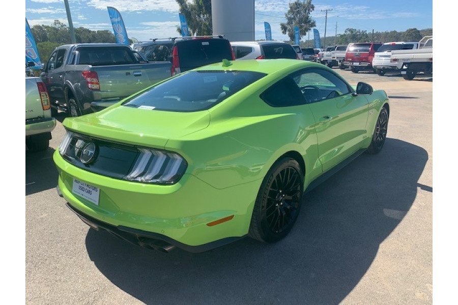 2020 Ford Mustang FN 2020MY GT Coupe