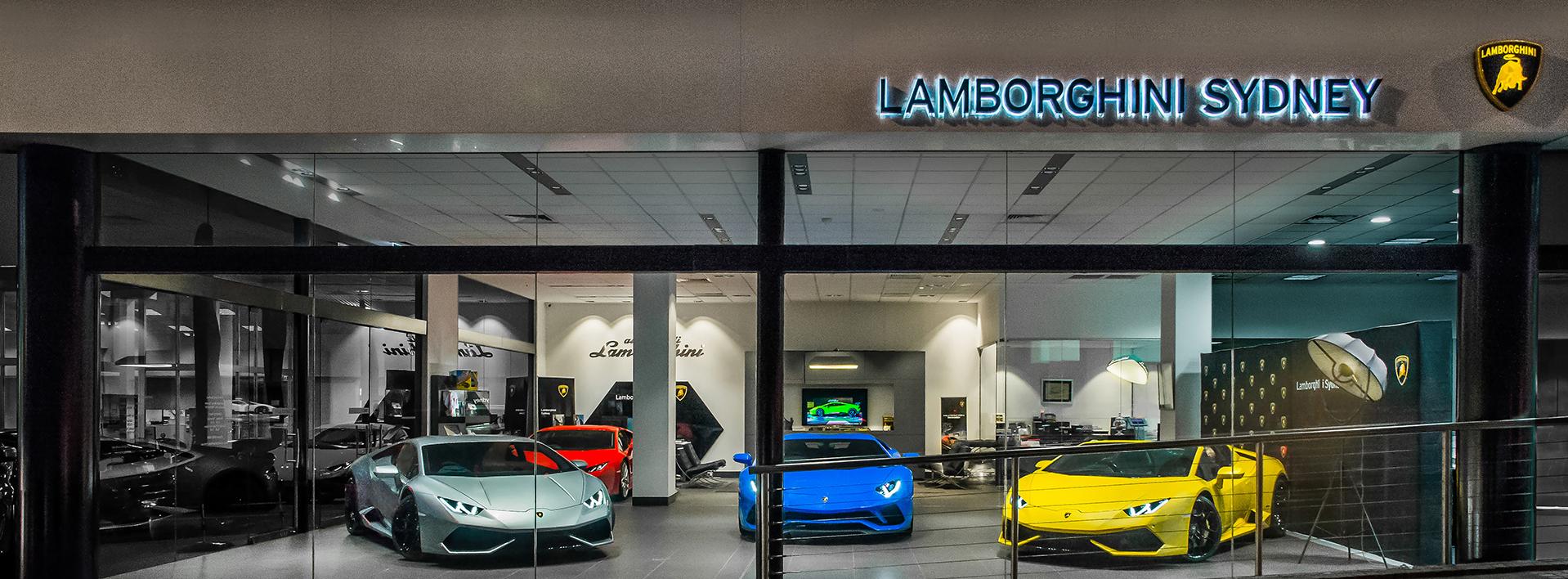 Lamborghini Sydney