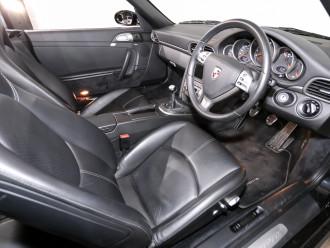 2007 Porsche 911 Carrera Cabriolet