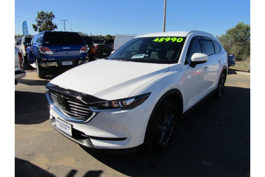 2020 Mazda CX-8 KG2WLA TOURING Suv