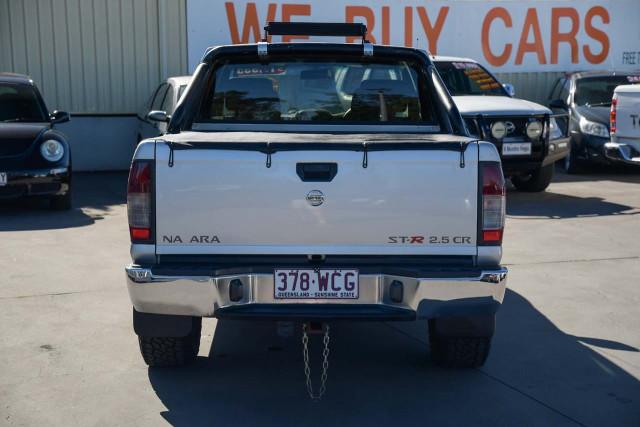 2009 Nissan Navara D22 MY09 ST-R Utility Image 6