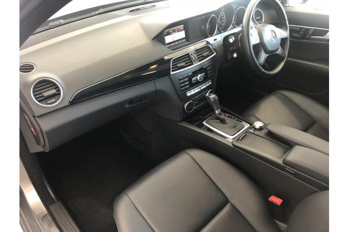 2013 Mercedes-Benz C-class W204 MY13 C200 Sedan