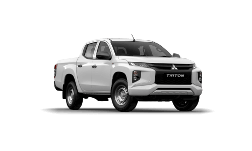 GLX Double Cab Pick Up 4WD