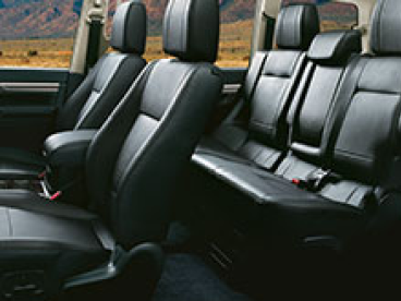 Heated Seats for year-round comfort Image