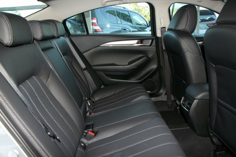 2019 Mazda 6 GL Series GT Sedan Sedan