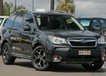 Subaru Forester XT CVT AWD Premium S4 MY15