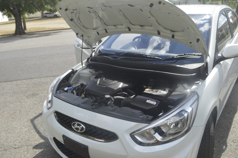 2018 Hyundai Accent RB Sport Sedan