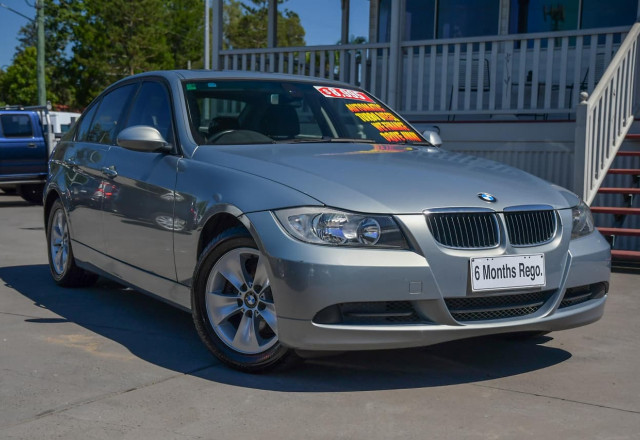 2006 BMW 3 Series E90 320d Executive Sedan