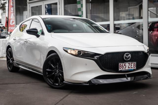 2019 Mazda 3 BP G25 GT Hatch Hatch
