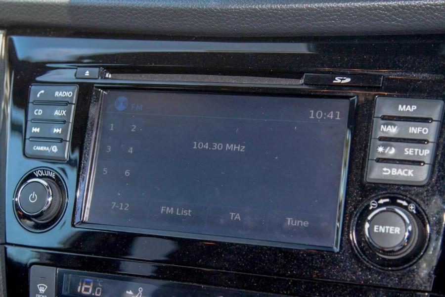 2018 Nissan QASHQAI J11 Series 2 Ti Suv Image 12